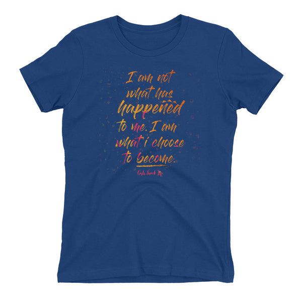 Not What Happened Women's t-shirt
