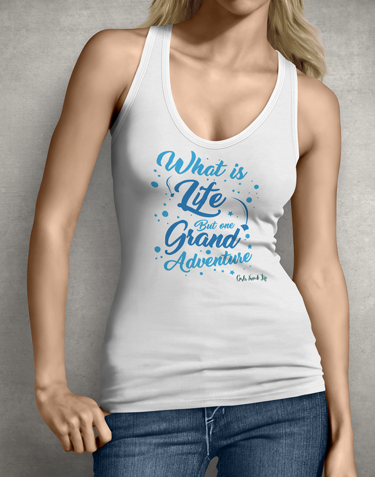 What is Life Women's Tank Top