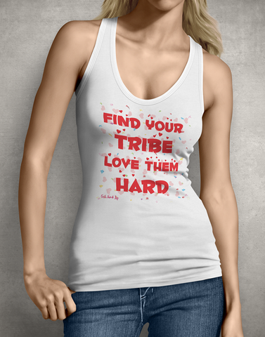 Find Your Tribe Women's Tank Top