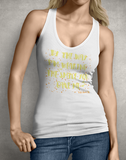 By The Way Women's tank top