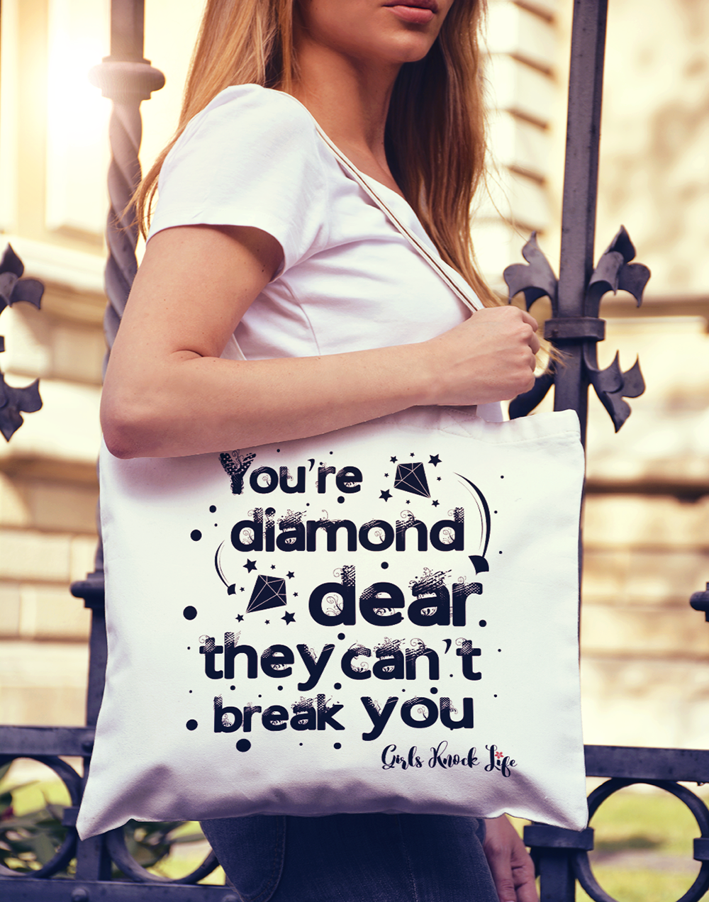 You're a Diamond Tote bag