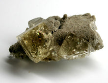Crystal - Yellow Fluorite from Ohio
