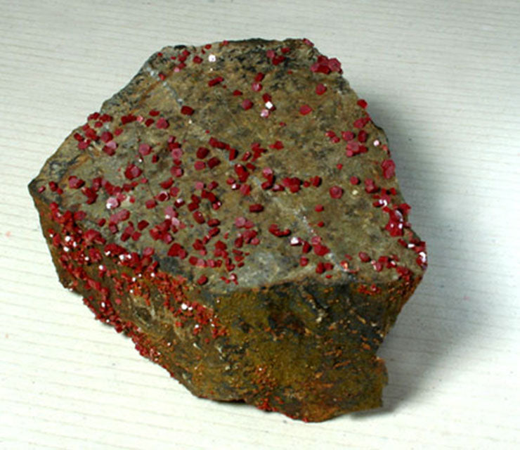 10150_Vanadinite o matrix