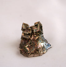 Crystal - Bismuth - manmade hopper-type crystals.