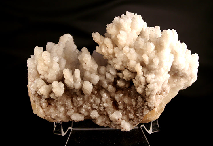 10293_Apophyllite on matrix with stand