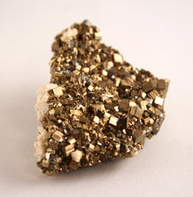 10316_Pyrite crystals and dolomite