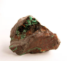 Malachite_acicular front view