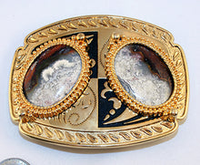40523_Belt buckle with double cabs