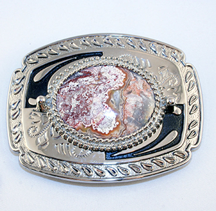 40525_Belt Buckle with Crazy lace cab