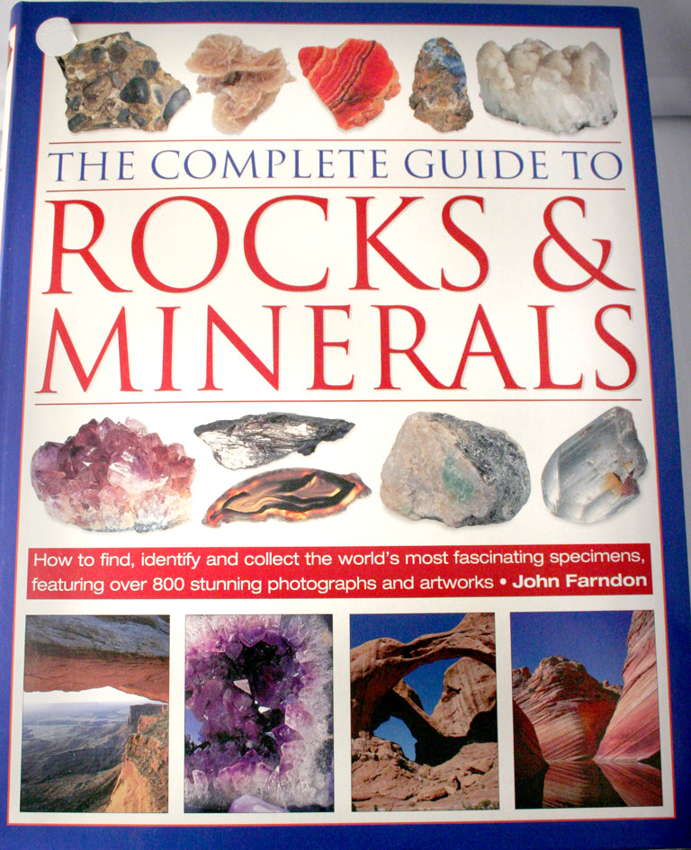 Complete Guide to Rocks & Minerals