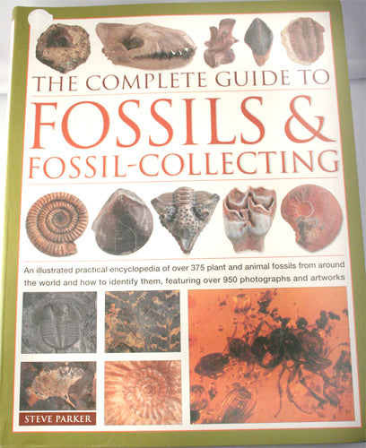 Book - Complete Guide to Fossils & Fossil Collecting