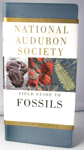 Book - Field Guide to Fossils - North America - National Audubon Society