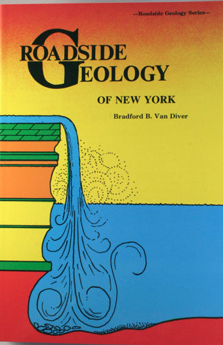 Book- geology - New York - Roadside