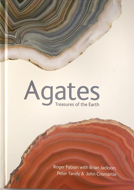 Book - AGATES: Treasures of the Earth