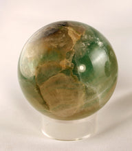 Sphere - Fluorite Sphere in Green
