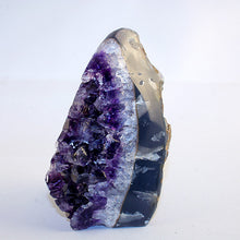 amethyst-polished agate-side-view