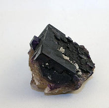fluorite-purple cube-side 2 view