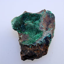 Mineral - Malachite on matrix