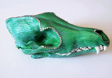 Pete's Dragon - coyote skull side 2 view