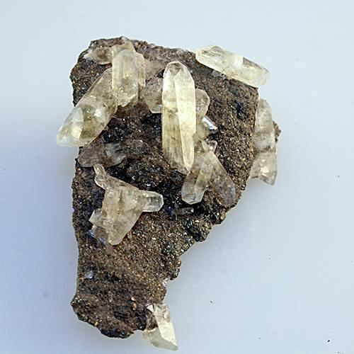 quartz-spears-pyrite-galena-Missouri-top view