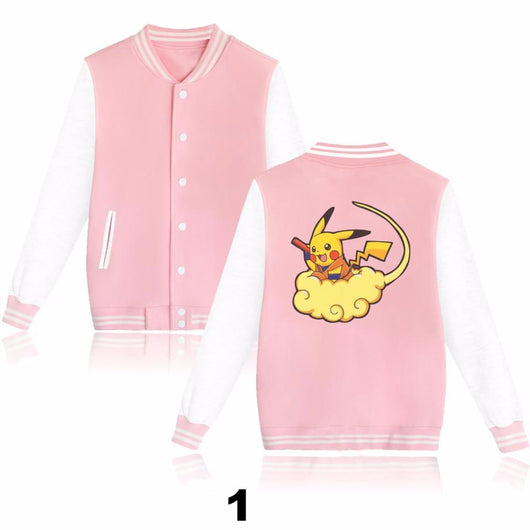 *Cyber Sale*Pokemon Jacket *7 Designs