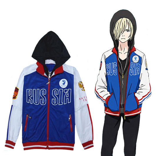 Yuri on Ice Hooded Sweater