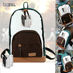 Attack on Titan Backpack *4 Designs