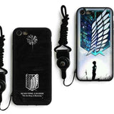 Attack on Titan iPhone Cases *2 Options