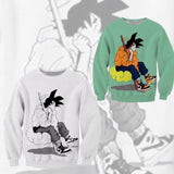 Dragon Ball Z Sweater *2 Colors