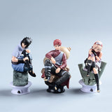 Naruto 6 Chess Piece Collectors Set