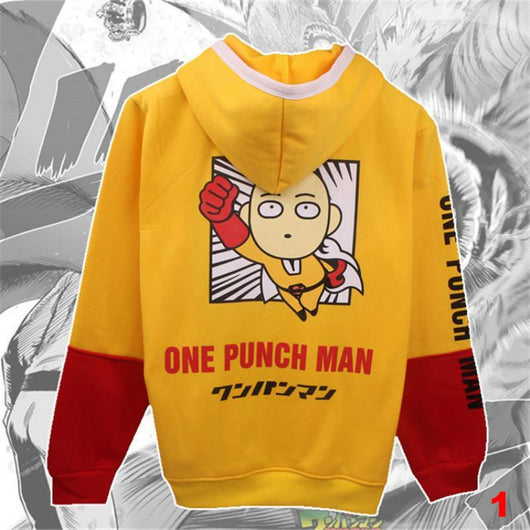 One Punch Man Sweater *2 Styles