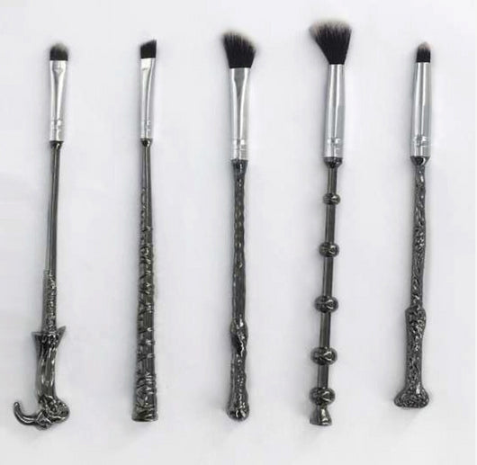 Make Up Wand Brushes - 5 Pieces Per Order