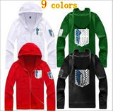 Attack on Titan Jogging Suit *9 Colors