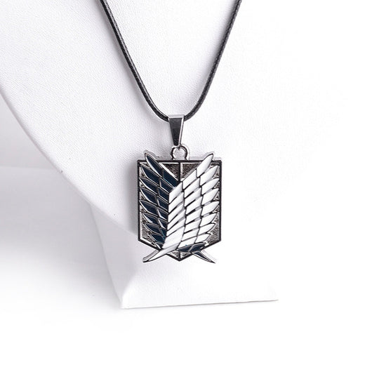 Attack on Titan Pendant Necklace