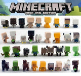 Ultimate Minecraft 10 Piece Set Collectible Keyring Generation 1/2/3