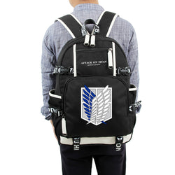 Attack on Titan Premium Backpack
