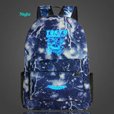 TG Glow in Dark Backpack
