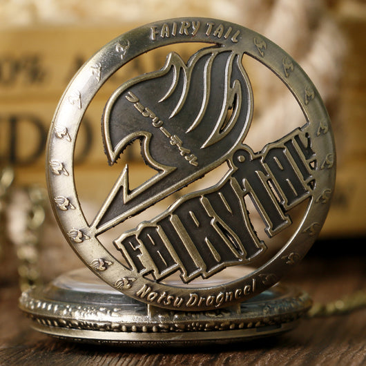 Fairy Tail Pocket Watch