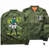 Attack On Titan Jacket *10 Options