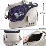 Attack on Titan or Black Butler Shoulder Bag