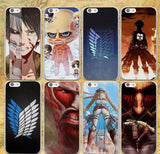 Attack on Titan iPhone Cases