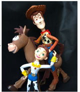 Toy Story 3 Action Collectible Model Figures 4 Piece Set