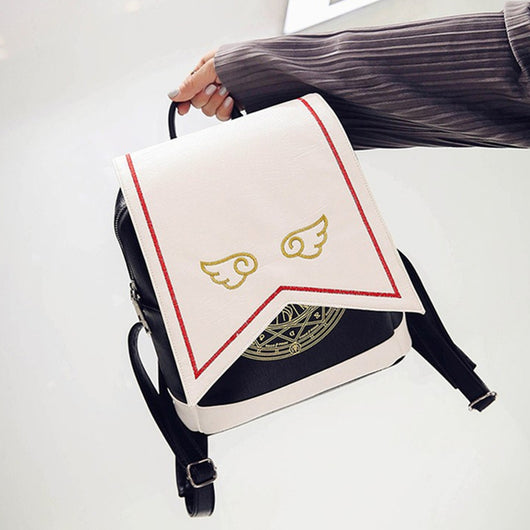 Sakura Backpack Purse