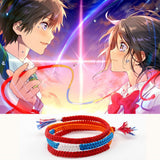 Your Name Original Ribbon Bracelet