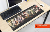 Naruto Mouse Pad *3 Picture Options