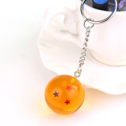 Dragon Ball Z Keychain *7 Star Options