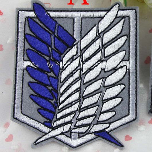 Attack On Titan Clothes Patch