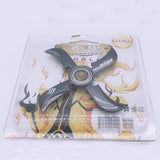 Naruto Sasuke Alloy Shuriken Collection