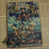Attack on Titan Poster *Choose from 12 Designs*