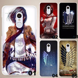 Attack On Titan Xiaomi Phone Cases